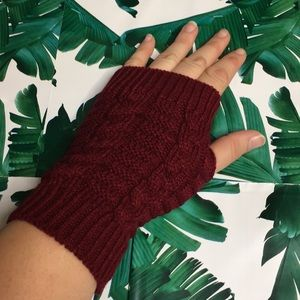 Accessories - Red Hand Warmers